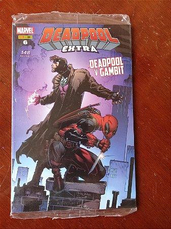 Deadpool Extra N° 6 - Panini