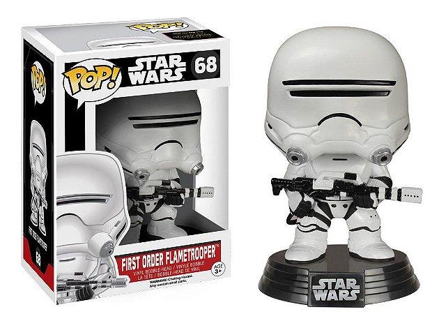 Star Wars First Order Flametrooper Funko Pop