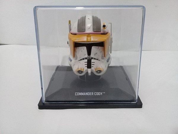 Star Wars Capacete Commander Cody Planeta DeAgostini