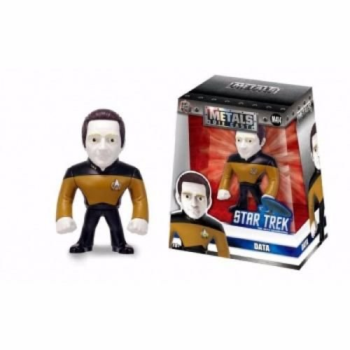 Star Trek Metals Die Cast Data Jada Toys