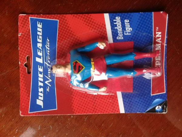 Superman Bendable Figure