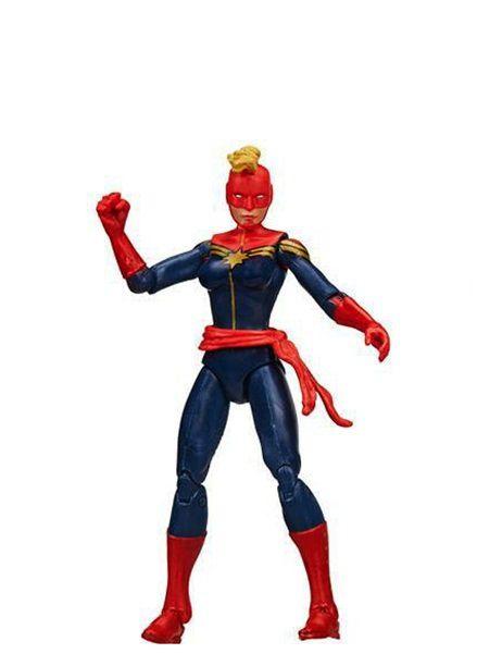 Hasbro Marvel Universe Capitã Marvel Carol Danvers  (do Pack Duplo)