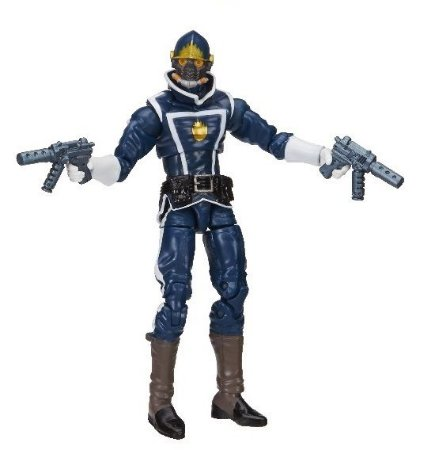 Star-Lord Guardiões Da Galaxia (do Pack Duplo)