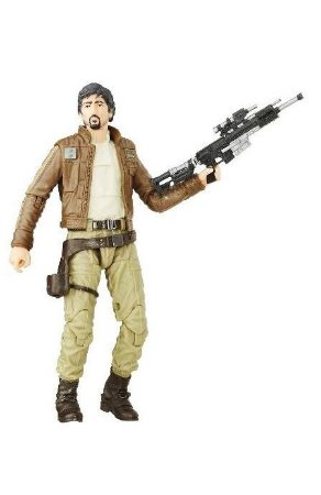 Hasbro Star Wars Black Series Cassian Andor 15 Cm (do Pack Triplo)