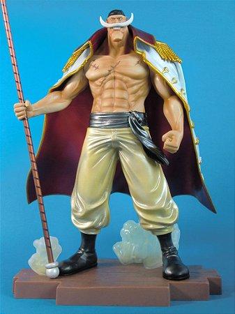 One Piece Ichiban Kuji Shirohige Edward New Gate Prize B Metalic Color Banpresto