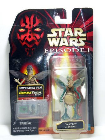 Star Wars Episódio 01 Watto Hasbro