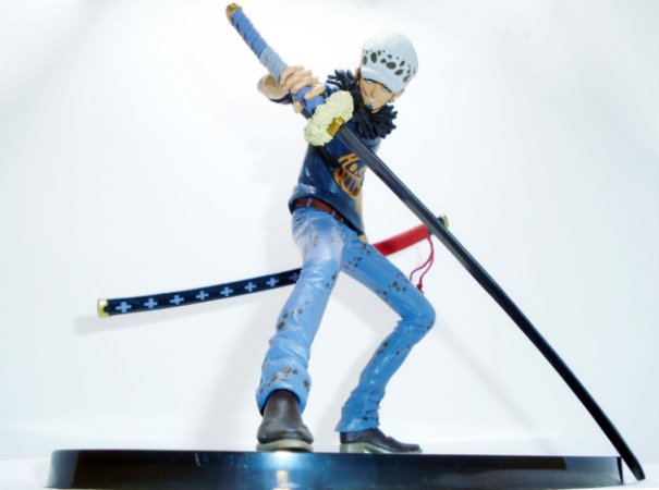 One Piece Scultores Figure Colosseum Trafalgar Law Banpresto Loose