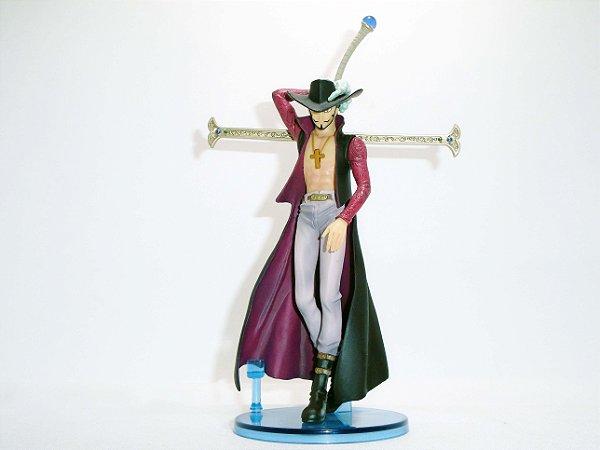 One Piece Styling Dracule Mihawk Trading Art Bandai