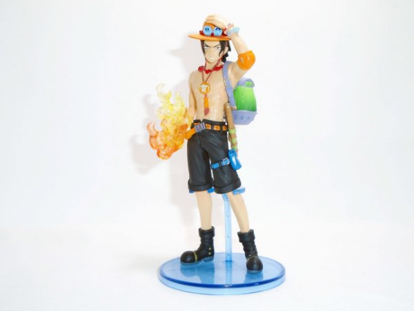 One Piece Styling  Ace Bandai Trading Art Bandai