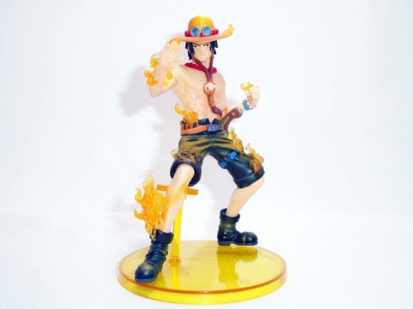 One Piece Styling Portgas D. Ace Trading Art Bandai
