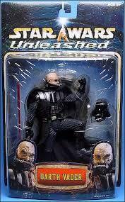 Star Wars Darth Vader Unleashead Hasbro