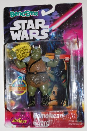 Star Wars Gamorrean Guard BendEms - Just Toys