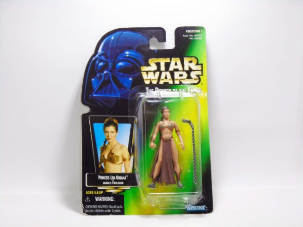 Star Wars Princesa Leia Organa Slave  Kenner