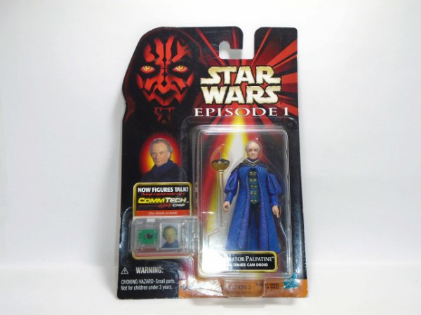 Star Wars Senator Palpatine  Hasbro