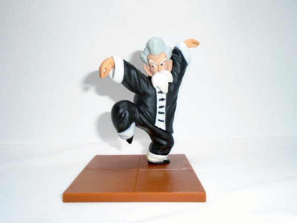 Banpresto Dragon Ball Jackie Chun Mestre Kame Loose