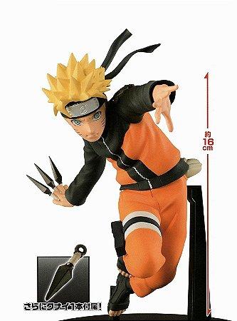 Naruto Jump 50th Anniversary Figure Uzumaki Naruto Banpresto