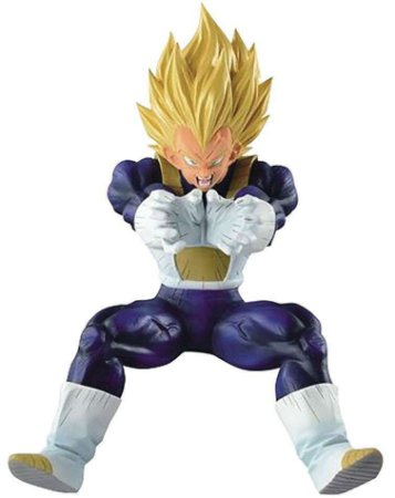Banpresto Dragon Ball Z Final Flash SSJ Vegeta