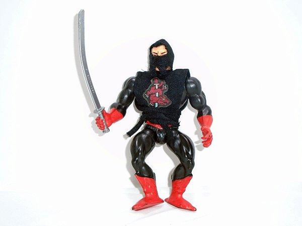 Motu He-man Evil Ninja Warrior Ninjor Raro