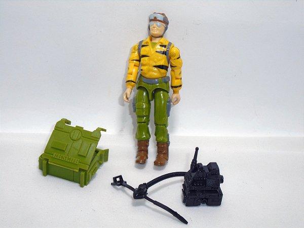 Estrela Comandos em Ação Força Tigre Paramédico Tigre