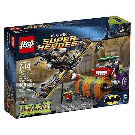 Lego Batman 76013 Joker Steam Roller 486 PÇS