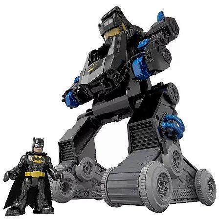 Imaginext Batbot Batman R/C Controle Remoto Fisher Price
