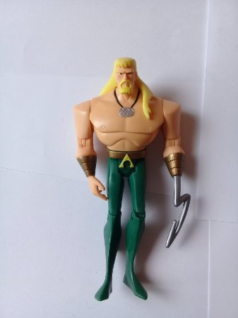 Liga da Justiça JLU Aquaman