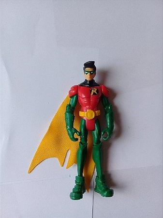 Mattel DC Batman Sem Limites Robin Loose