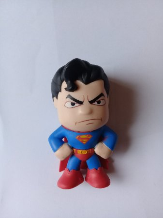 Superman Toy Art 5 CM
