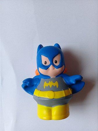 Fisher-Price DC Batman Little People Super Friends  Batgirl Loose
