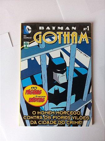Batman Gotham Coleção Completa 6 edições  Ed Abril