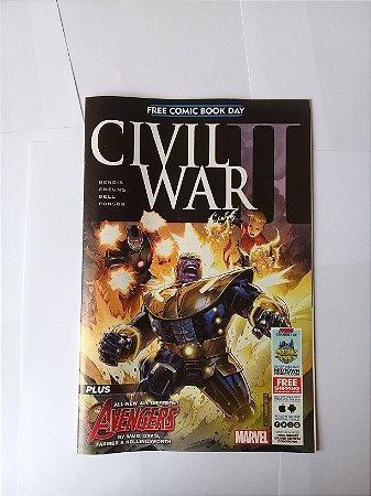 Free Comic Book Day Civil War II