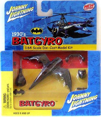 Batgyro Johnny Lightning Die-Cast Metal - Batman