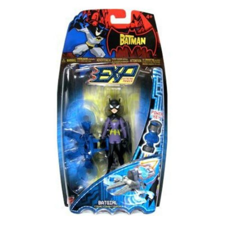 Mattel The Batman Batgirl Extreme Power