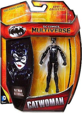 Dc Multiverse Batman Returns Michelle Peffeifer Catwoman Mattel