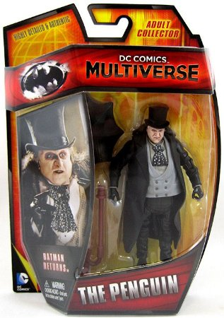 Dc Multiverse Batman Returns Danny Devito Penguin  Mattel
