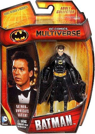 DC Multiverse Batman 1989 Unmasked Variant Mattel