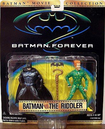 Movie Collection Batman Forever - Batman vs The Riddler Kenner