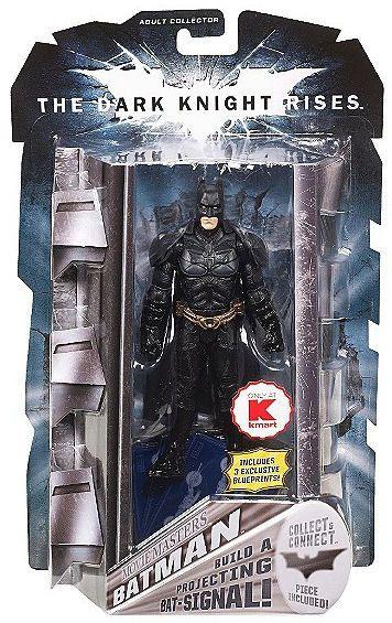 Mattel DC Batman TDKR Movie Masters - Batman Exclusivo KMART