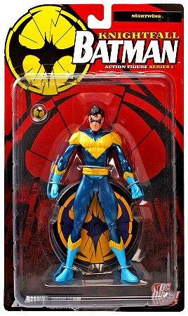 Mattel Dc Direct Batman Knightfall Series 1 Nightwing (Asa Noturna)