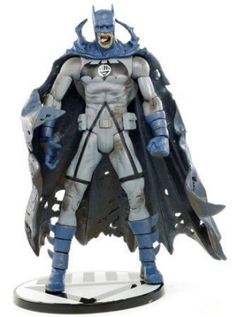 Mattel Dc Direct Blackest Night Batman Black Lantern Zombie Series 5