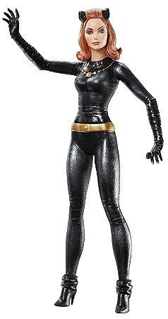 Mattel Batman Classic Tv Series 1966 Catwoman (Mulher Gato)