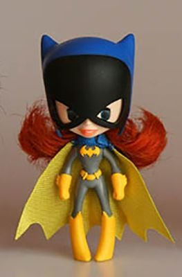 DC Super Hero Dolls Series 1 Poseable Batgirl Wallgreens Exclusive