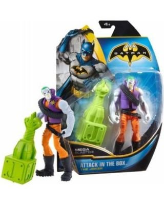 Mattel DC Batman The Joker (Coringa) Attack in The Box