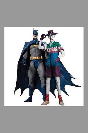 Mattel Dc Direct Batman The Killing Joker (A piada Mortal)