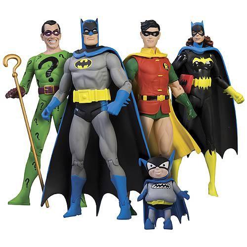 Detective Comics Box Set - Batman Dc Direct Raro