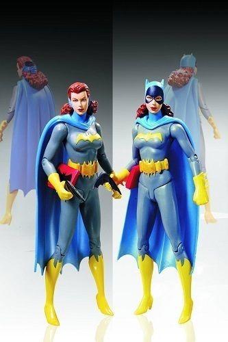DC Secret Files Series 2 Unmasked Barbara Gordon / Batgirl