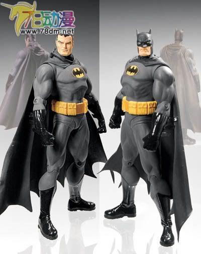 DC Secret Files Series 2 Unmasked Bruce Wayne / Batman