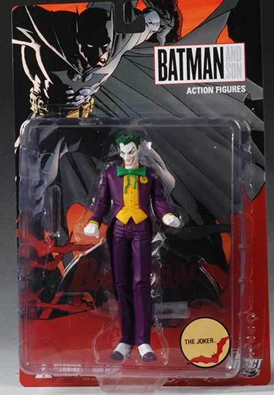DC Direct Batman And Son Action Figures The Joker (Coringa)