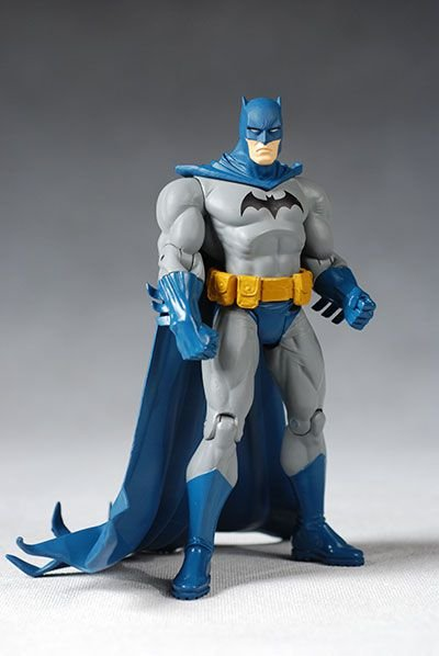 DC Direct Batman And Son Action Figures Batman
