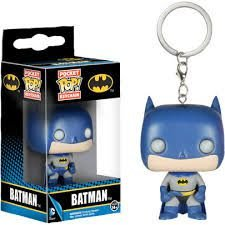 Funko Pocket Pop! DC Batman Chaveiro